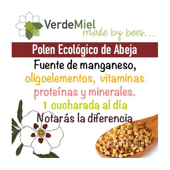 Pack Particulares 6 Kg Miel Ecológica Pradera (copia)