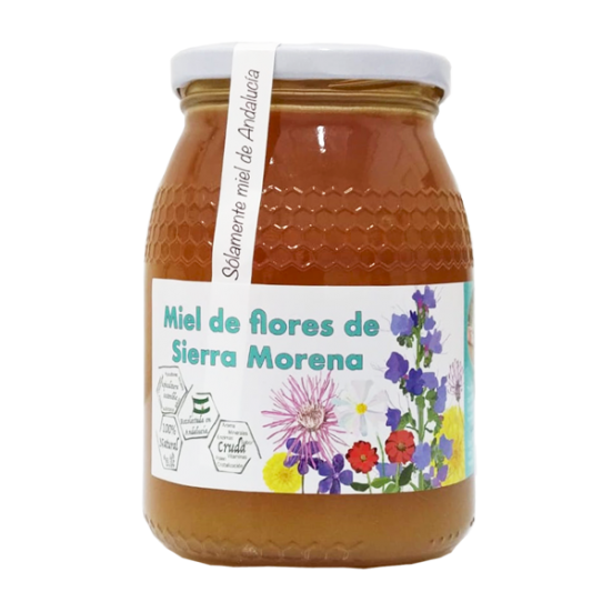 Honey of Flowers of Sierra Morena LocalMiel