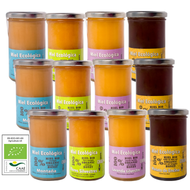Give health, give VerdeMiel. Raw Organic Honey