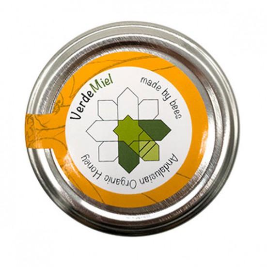 VerdeMiel 100% Organic Orange Blossom Honey from Andalusia