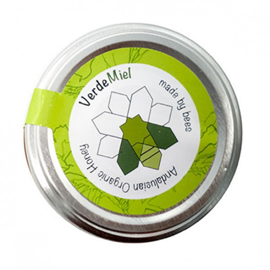 VerdeMiel 100% Miel cru écologique des fleurs sauvages