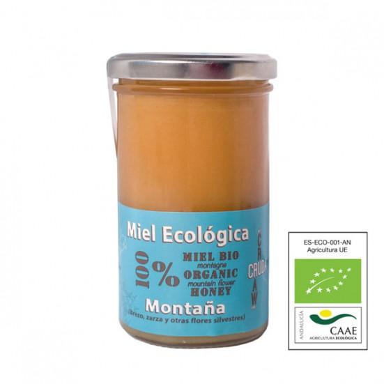 VerdeMiel Miel cru biologique de Mountain