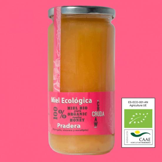VerdeMiel Raw Organic Meadow flowers Honey