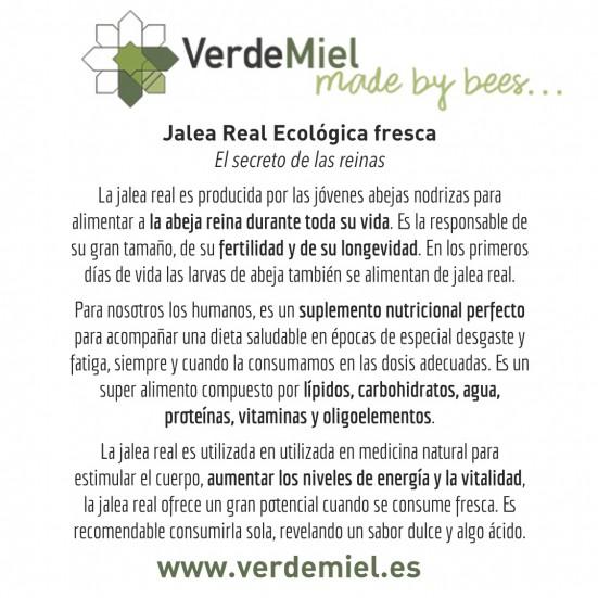 Jalea Real Ecológica Fresca