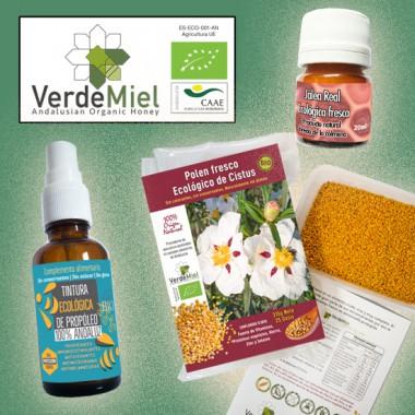 Pack Santé apicole